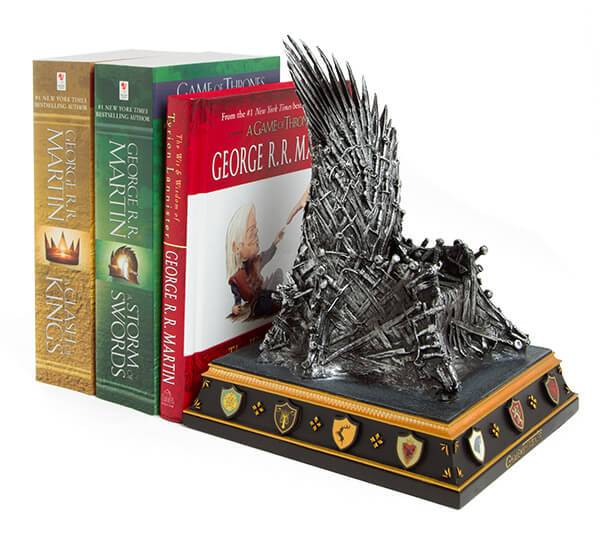 game of thrones desain sandaran buku
