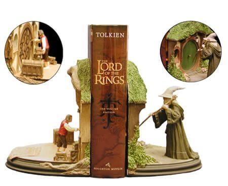 lord of the ring film desain sandaran buku
