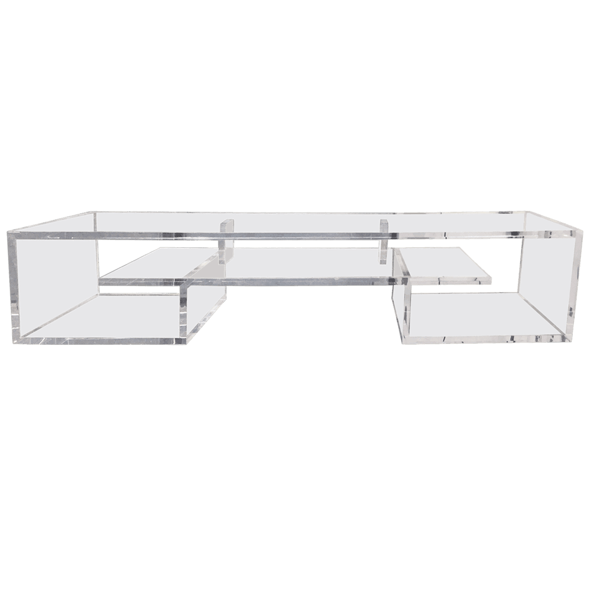 lucite furniture transparan polikarbonat antik