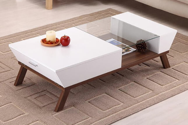 coffee table unik dan serbaguna